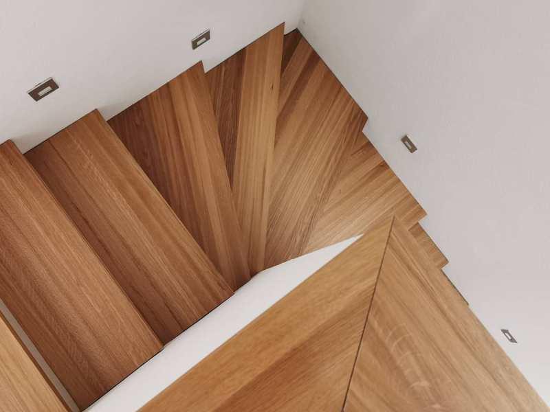 Oblačanje stopnišč Kikani