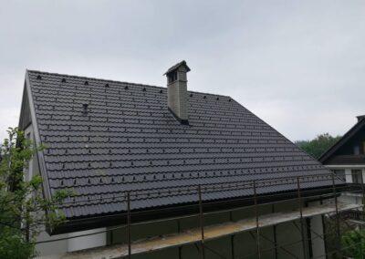 Izdelava strehe Kikani